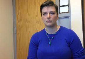 Rape survivor Molly McDowell explains her decision to turn her trauma into a comedy set.